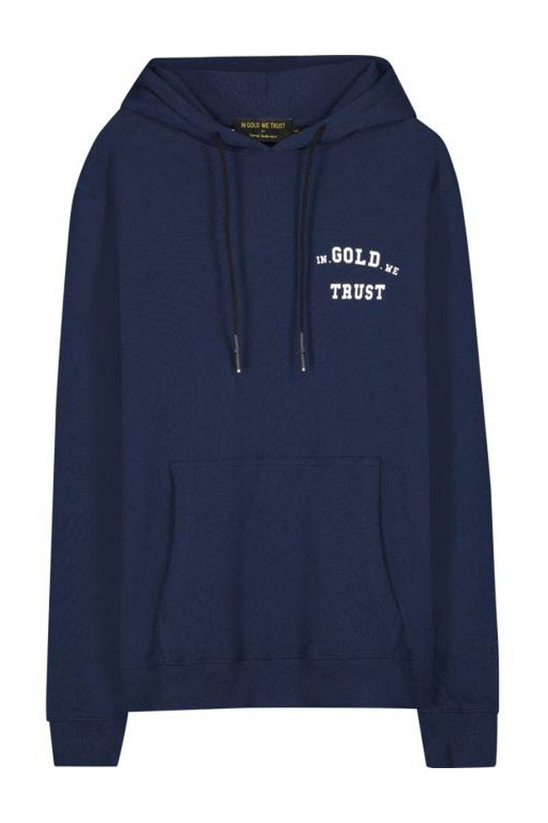 In Gold we Trust Sweat Notorious | Ben Borst