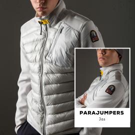 Bekijk de gehele herfst winter collectie van Parajumpers
