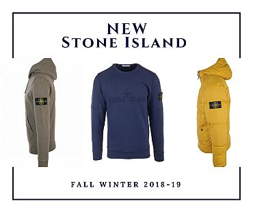Stone Island Collectie AW_'018 '019