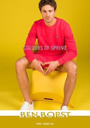 Ben Borst Spring Summer 2020