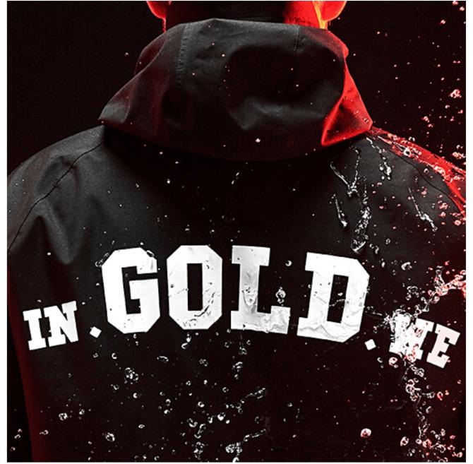 Herfst - Winter collectie druppelt binnen! Nu ook van In Gold We Trust met items als hoodies, sweats